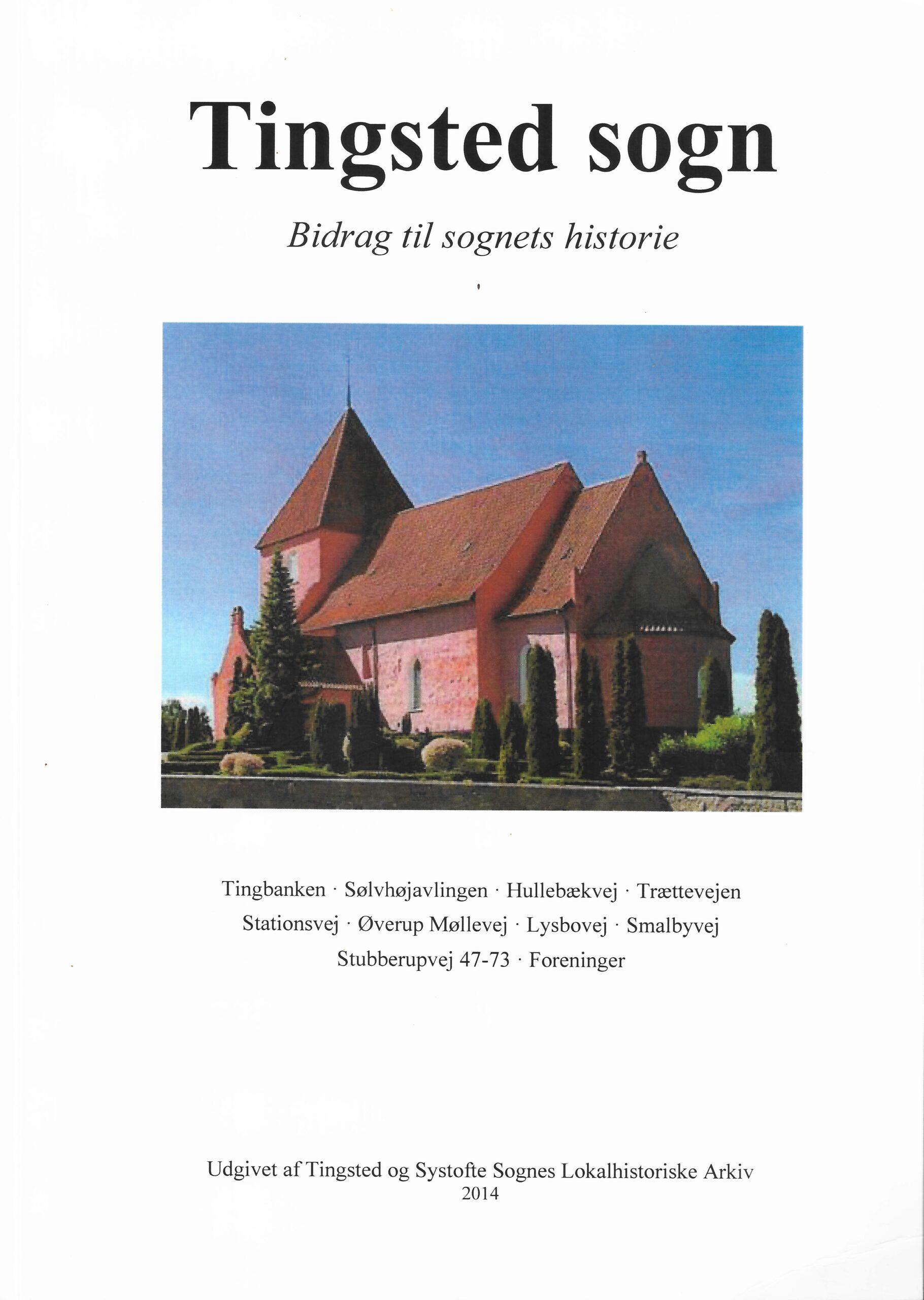 Bøgerne om Tingsted Sogn